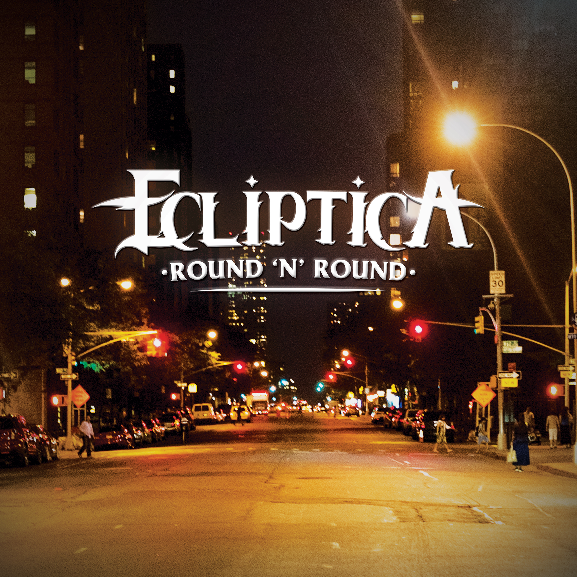 ECLIPTICA - Round 'n' Round // Single, 2015/10/27 // EAN: 9008798193561