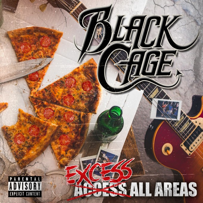 Black Cage_Excess All Areas_Cover_2400x2400
