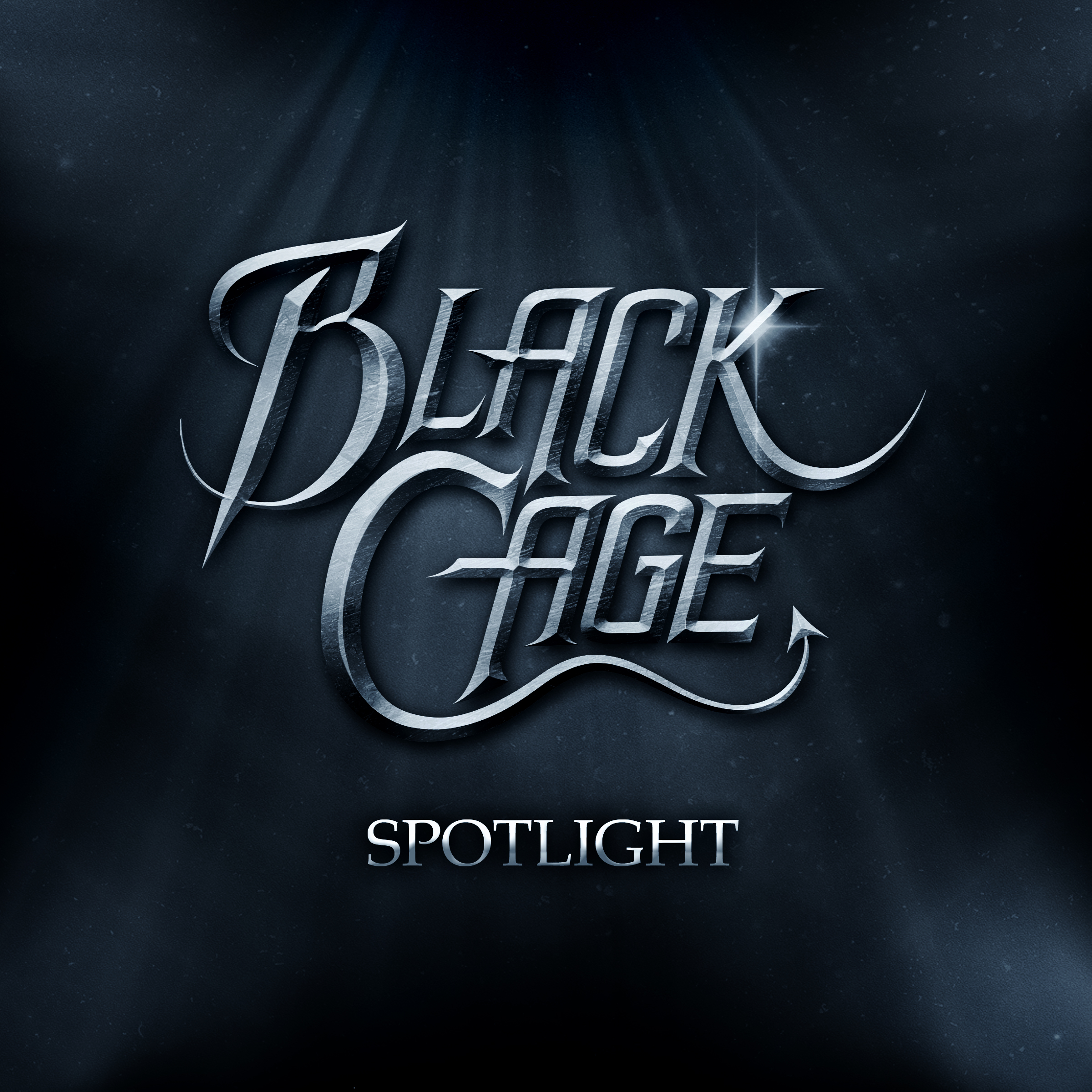 BLACK CAGE - Spotlight // Single, 2017/01/31 // MMP009 // EAN: 9008798226481