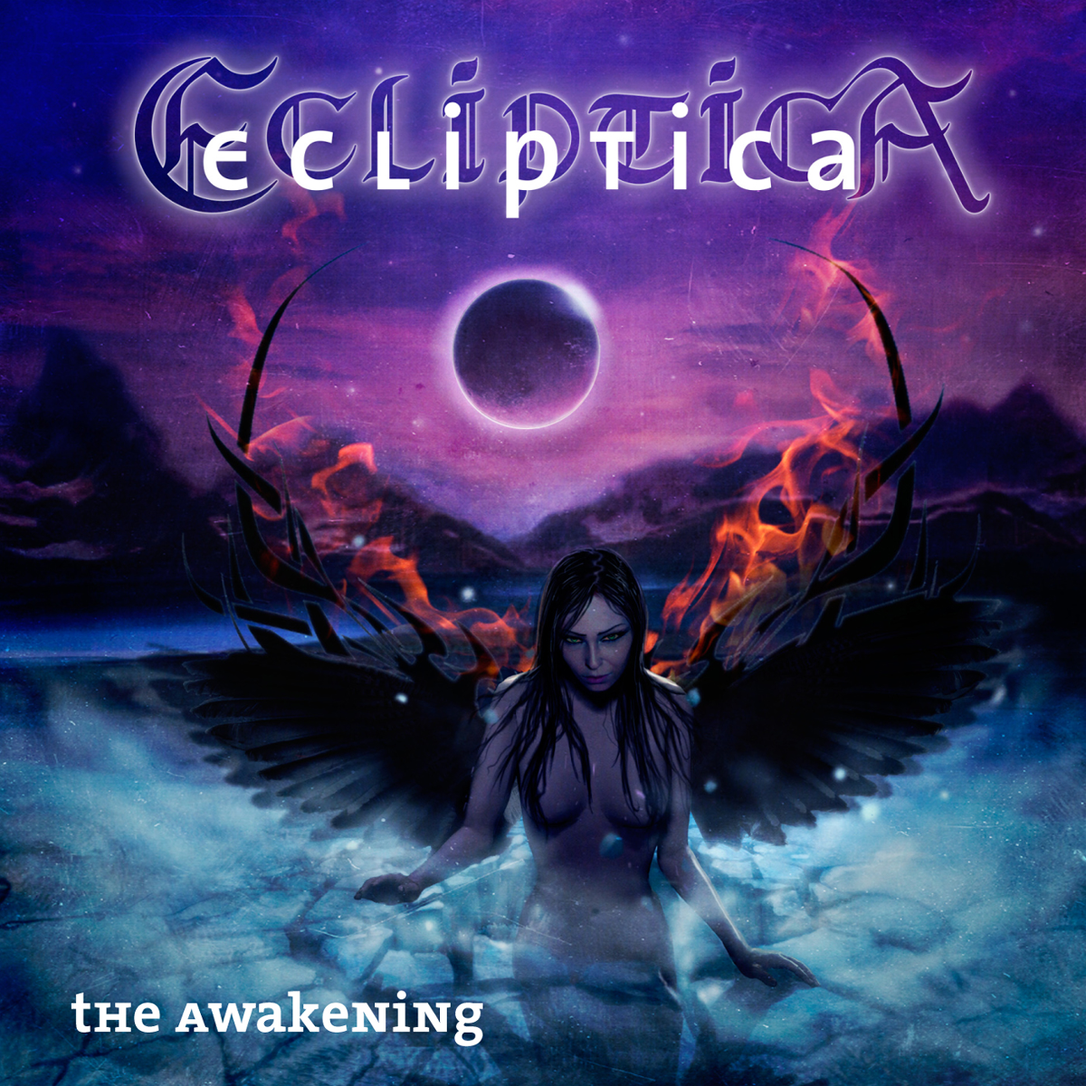 ECLIPTICA - The Awakening Re-Release // EP, 2017/05/12 // MMP011 // EAN: 9008798233489