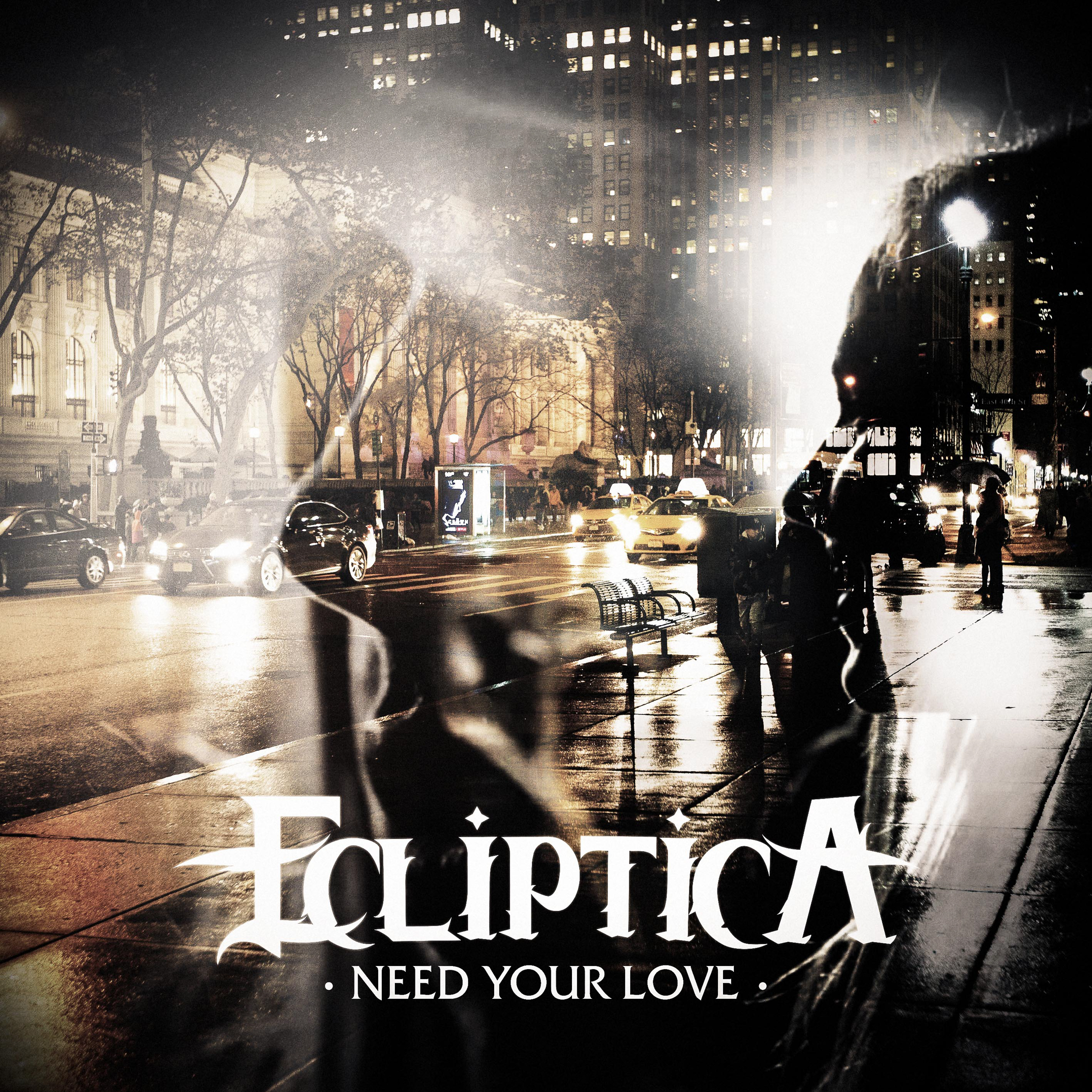 ECLIPTICA - Need Your Love // EP, 2017/04/07 // MMP013 // EAN: 9008798229635